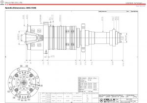 Gear Spindle Specs 1