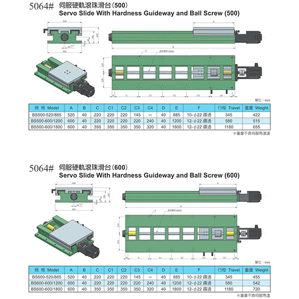 Servo-Slide-With-Hardness-Guideway-and-Ball-Screw-6