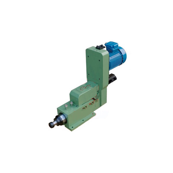 Servo Type Drilling Tapping Spindle Head Unit Secon Tech